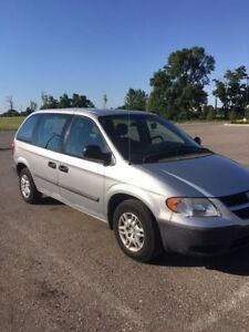 2006 Dodge Caravan Minivan, Van...low mileage