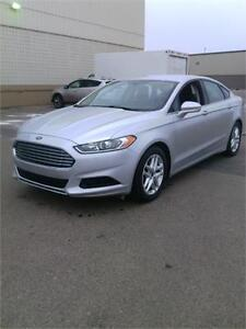 2014 Ford Fusion SE LIKE NEW! VERY CLEAN! FINANCING AVAILABLE!! Edmonton Edmonton Area image 1
