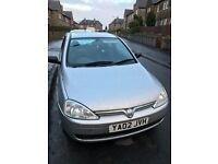 Vauxhall corsa spare or repair 250 ono