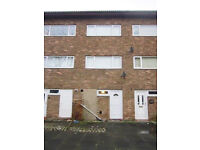 Spacious four double bedroom house with rear garden in Heaton