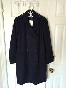 NEW MEN'S GAP WOOL COAT