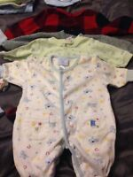 Baby clothes size newborn to size 18 months selling together