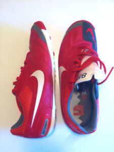 Nike Zoom Indoor Soccer Shoes Size 8.5