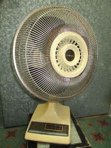 VENTILATEUR DE TABLE - MASTERCRAFT