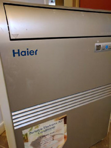 Haier portable air conditioner 7000 BTU