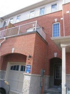3 Bedroom townhouse for lease in Ajax