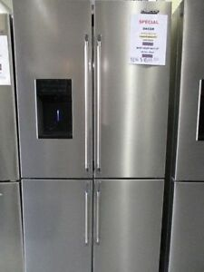 LARGE BEAUTIFUL COUNTER DEPTH FRIDGES $$$$$SAVE$$$$$