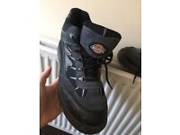 Dickies safety shoues, size 11