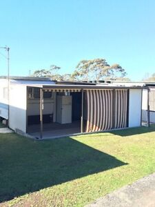 Onsite Caravan and Annexe at Sussex Inlet (Swan Lake) Dapto Wollongong Area Preview