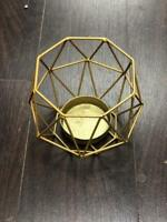 NEW GEOMETRIC CANDLEHOLDER