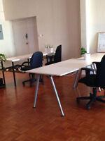 Plateau, loft office to share!