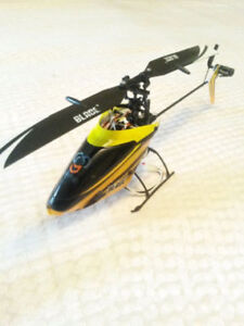 Blade Nano CPS 3D helicopter, excellent condition few flights