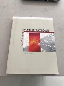 Mise à niveau mathématique