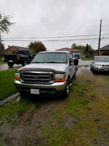 2001 Ford F-250- AS-IS- 900OBO
