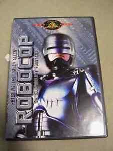 DVD---ROBOCOP----VIEWED