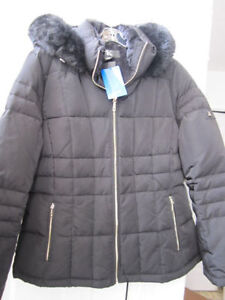 Calvin Klein Down Jacket, Medim (fits S-M) Brand New