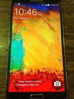 UNLOCKED NOTE 3 32GB WITH FREE OTTERBOX