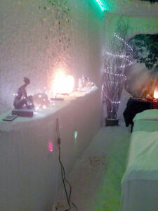 Aromatherapy Massage with Receipts in the Crystal Salt Spa! Brantford Ontario image 2