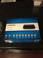 Linksys N600 dual band wifi router - $20