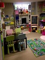 A Place to Grow Home Daycare full or part time space available