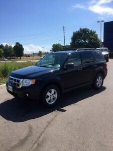 2011 Ford Escape XLT SUV, Crossover 5 Speed Manual Transmission