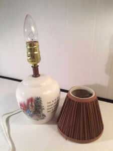 PETER RABBIT BEATRIX POTTER LAMP Kitchener / Waterloo Kitchener Area image 7