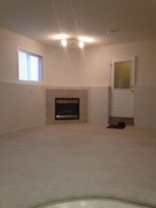 ALL UTILITIES INCLUDED the gas fireplace will keep you warm!
