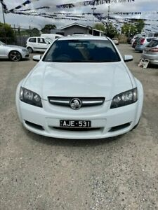 2010 Holden Commodore VE II Omega White 6 Speed Automatic Sedan Morwell Latrobe Valley Preview