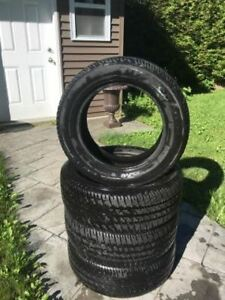 Set of All Season Tires - Great Condition
