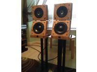 Jas Audio Orsa speakers