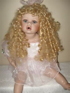 Porcelain Doll - Cathy - number 3948 A
