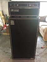 Full stack Ampeg SVT CL 810EN