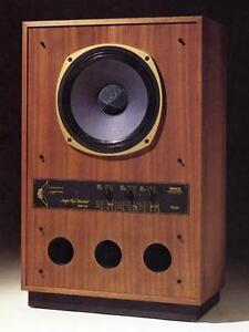Looking to purchase old Tannoy or JBL home speakers