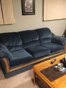 Couches, 3 piece living room set