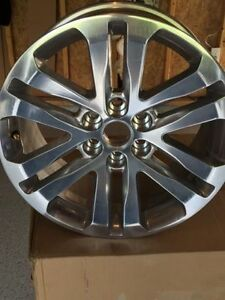 "2015 / 2016 GMC Canyon, Chevrolet Colorado 18 "" Wheels"