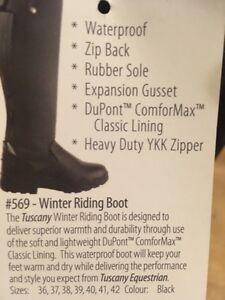Girls/Women's Riding Boots