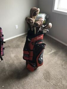 Full set of Left-hand Ladies Golf Clubs, used once!!