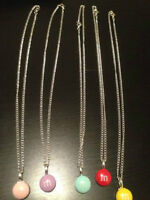 *******************M & M NECKLACES**********ALL FOR ONLY $40