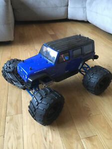Traxxas Erevo Brushless $650 or trade for Lawn Tractor