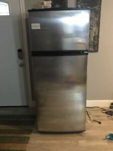 Stainless Steel Fridge (bought late 2014)