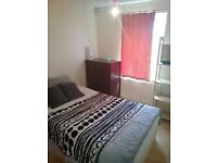 Double room with bathroom in Isle of Dogs