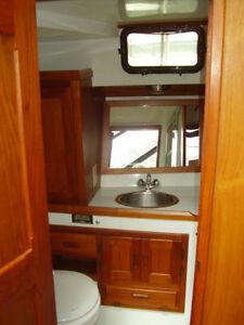 Prowler Cooper yacht 10 metres à qui la chance!!!!