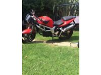 SV650 up for swaps