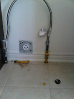 Furnace, Water Heater, Gas Pipe, Stove, BBQ,  Repair & Install