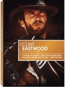 The Clint Eastwood 4 Movie Collection. $15 Firm.