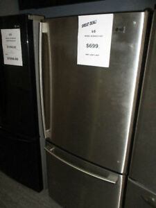 **************BLOWOUT ON ALL GENTLY USED FRIDGES**************