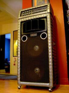 Amplificateur Kustom Ampli Amp *** VINTAGE ***