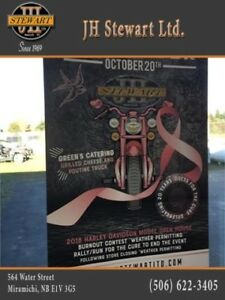 2018 Harley Davidson Model Open House Showcase