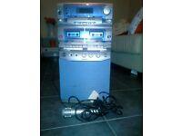 Goodmans karaoke Machine