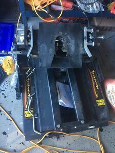Fifth Wheel Hitch Autoslider